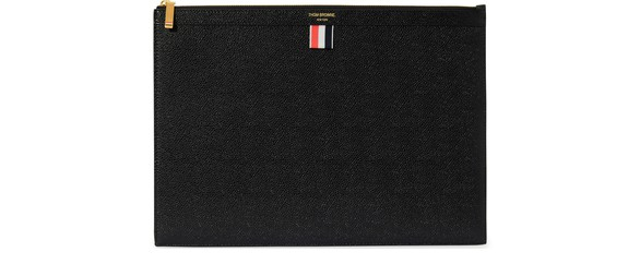 THOM BROWNEZipped pouch