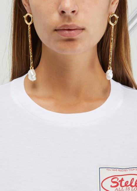 Alican IcozLongo earrings