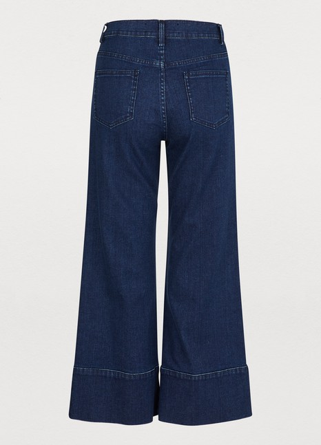 COLIACFlared 7/8 jeans