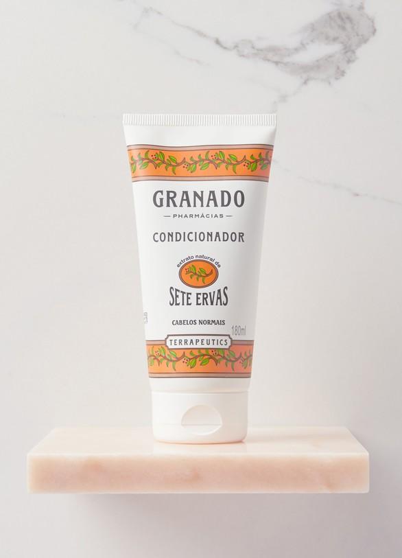 GRANADOAprès-shampooing aux sept herbes 180 ml