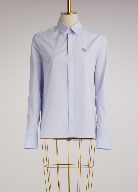 KenzoTiger cotton shirt
