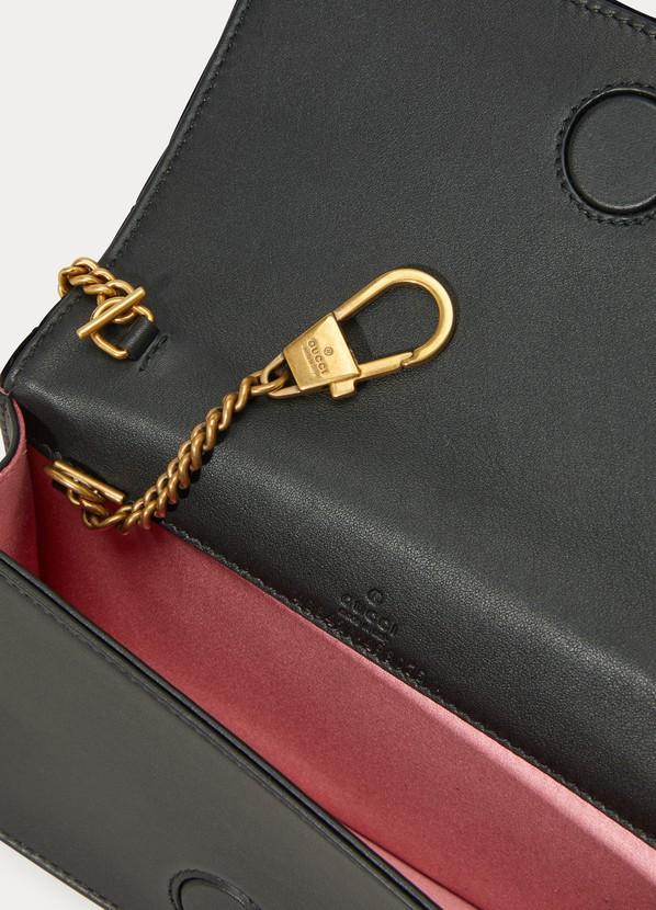 1dffc005d84 ... Gucci GG Marmont velvet supermini bag ...