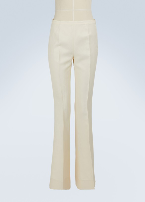 Mansur Gavriel Flared pants