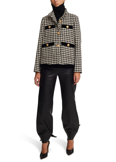 GUCCIVeste en tweed