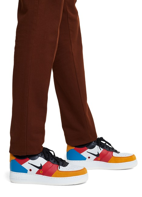 NIKEAir Force 1 '07 PRM 1FA19 trainers
