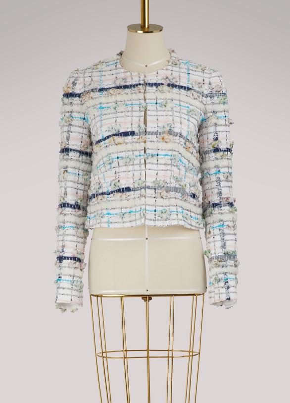 Thom BrowneVeste en tweed