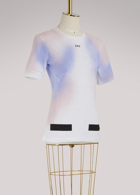 Off WhiteT-shirt Off en coton