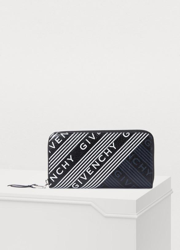 GivenchyEmblem large wallet