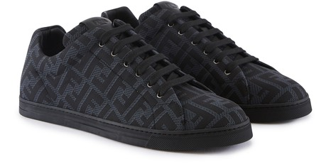 FENDIFF Allover low sneakers