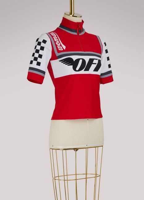 OFF WHITEHaut cycliste