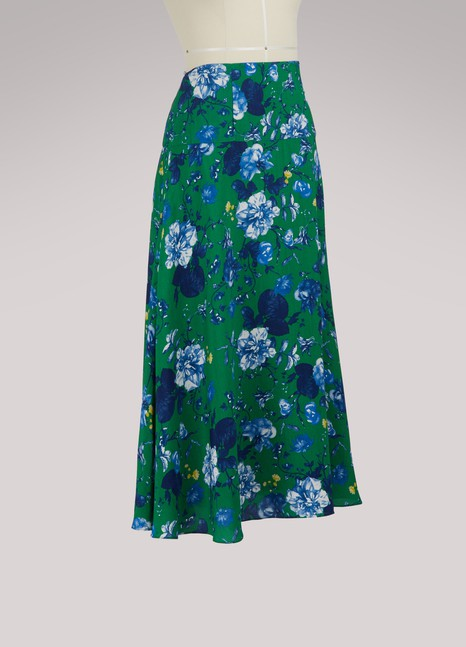 Erdem Elvin long skirt
