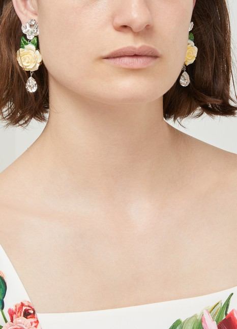Dolce & Gabbana Flower earrings