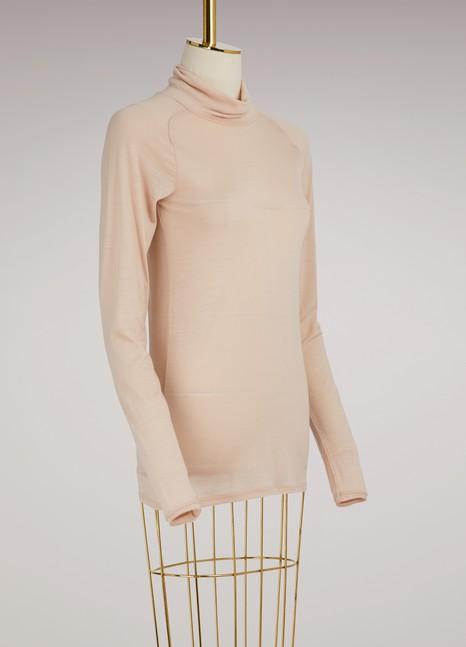 Forte_ForteLong-sleeved wool T-shirt