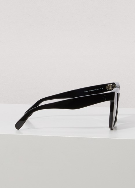 Céline Oversized sunglasses in acetate with polarized lenses