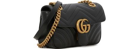 GUCCIMini GG Marmont crossbody bag