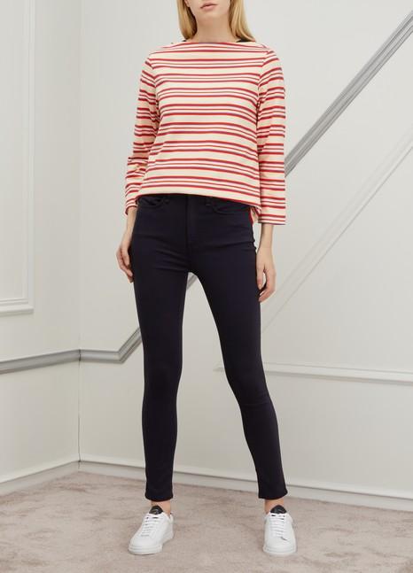 RAG & BONEJean 7/8e taille haute skinny
