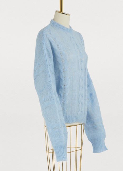 Miu Miu Mohair sweater