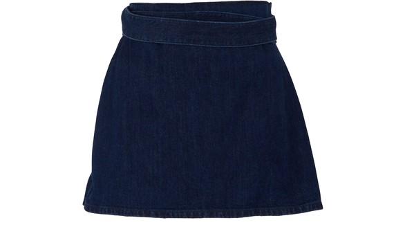 JW ANDERSONDenim mini skirt