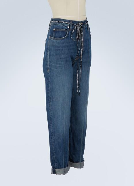 Proenza Schouler PSWLConvertible jeans