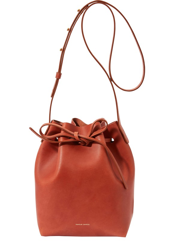 MANSUR GAVRIELMini bucket bag