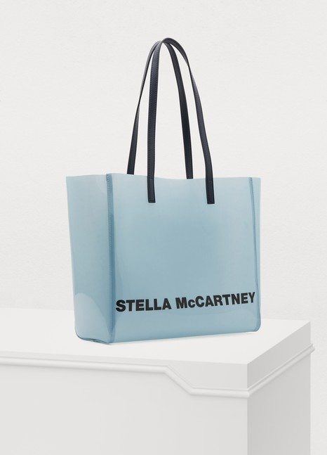 STELLA MC CARTNEY Monogram small tote bag