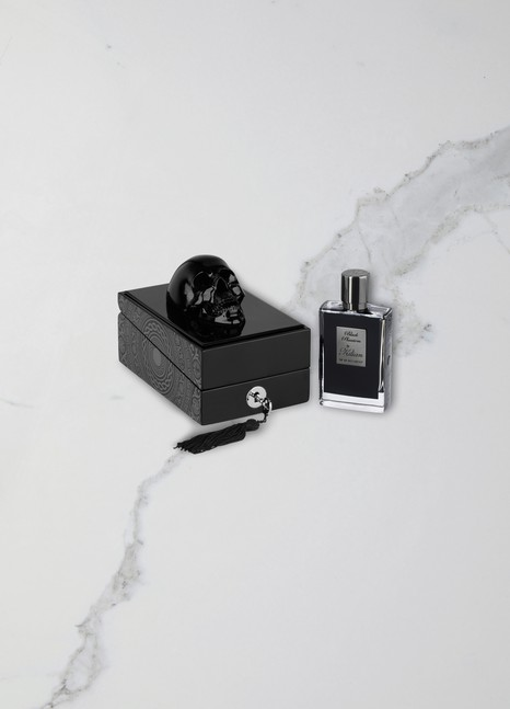 "Kilian Vaporisateur rechargeable Black Phantom - ""MEMENTO MORI"" 50 ml"