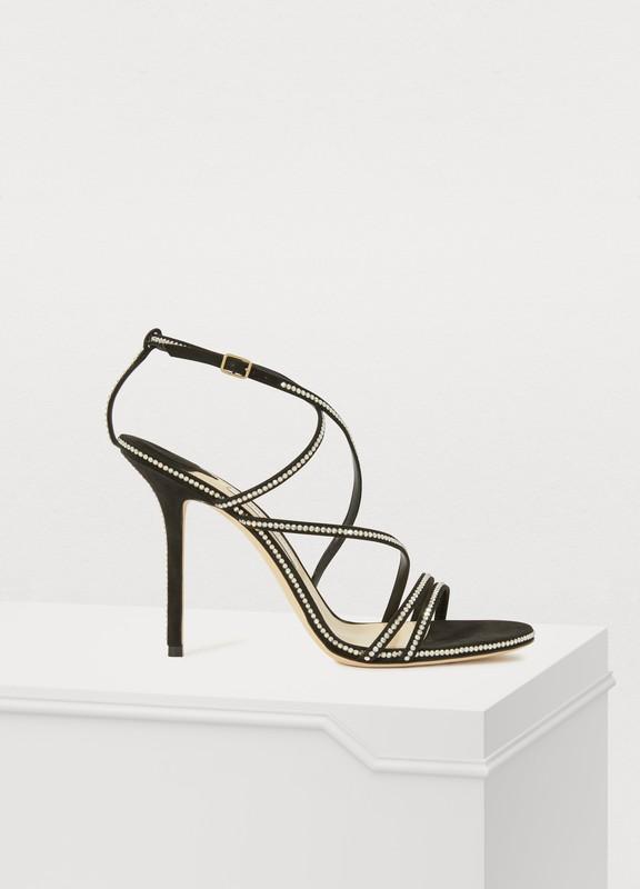 6fae0d3c3a57b6 Sandales talon haut femme | Chaussures | 24S