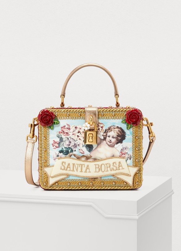 Dolce & GabbanaDolce Box shoulder bag