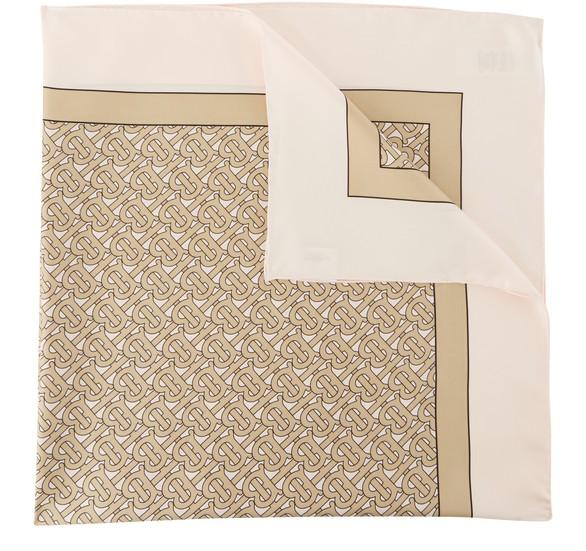 BURBERRYSilk scarf