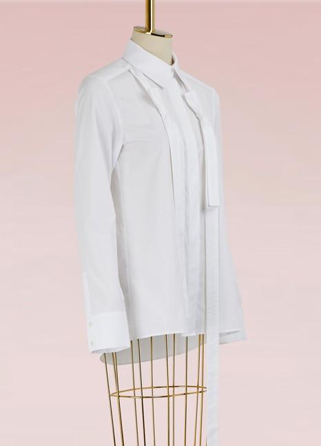 GauchèreKaleb knotted shirt