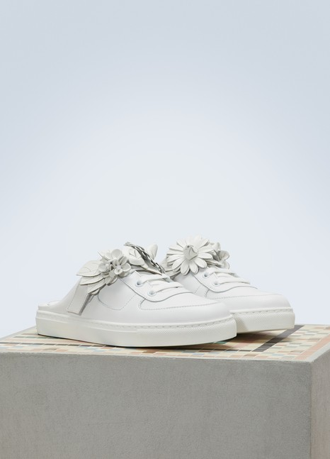 Sophia Webster Lilico Jessie mule sneakers in leather