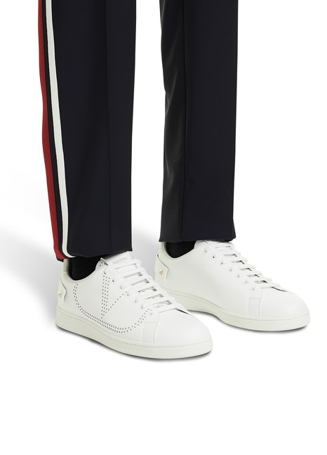 VALENTINO Backnet V logo trainers