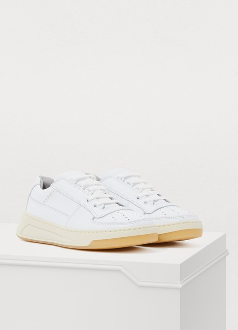 ACNE STUDIOS Baskets Steffey à lacets