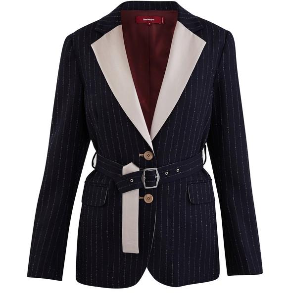 SIES MARJANTerry wool blazer