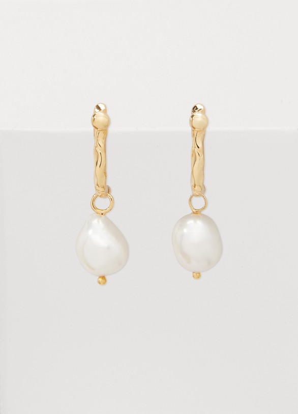 Alican IcozBoucles d'oreilles Just Me Pearl