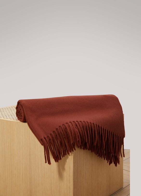 A.P.C.Wool Polska scarf