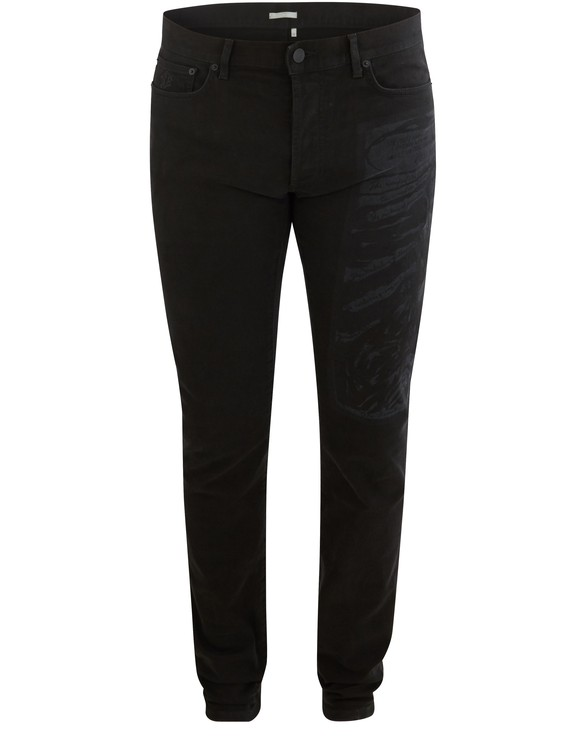 DIOR Stretch Cotton Jeans