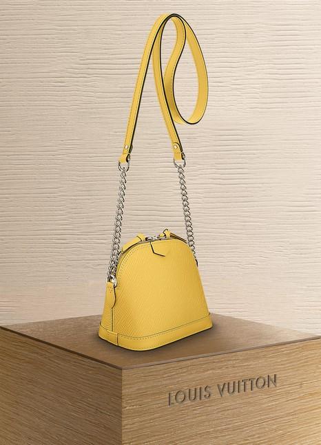 Louis VuittonAlma Mini