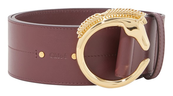 CHLOE Buckle belt