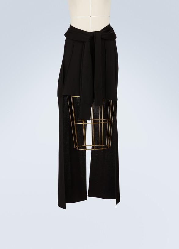 ChloéAsymmetric skirt