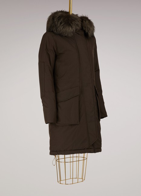 Woolrich Parka Military