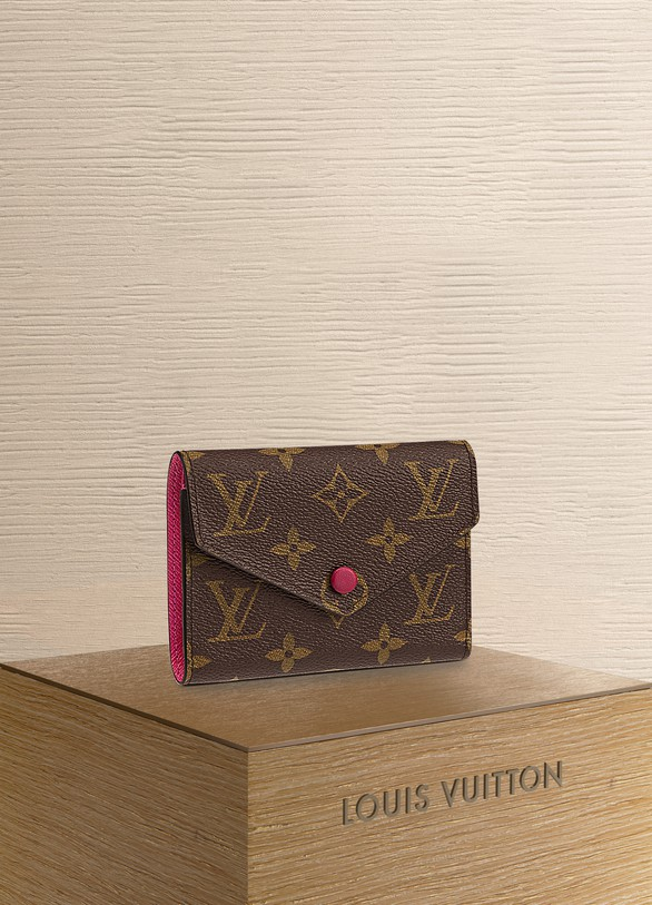 Louis Vuitton Portefeuille Victorine