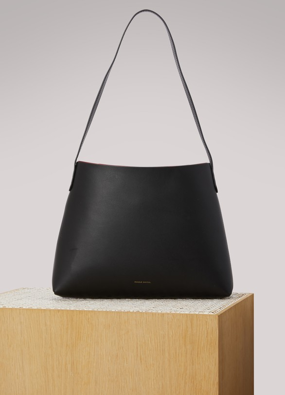 Mansur Gavriel Faux leather tote bag
