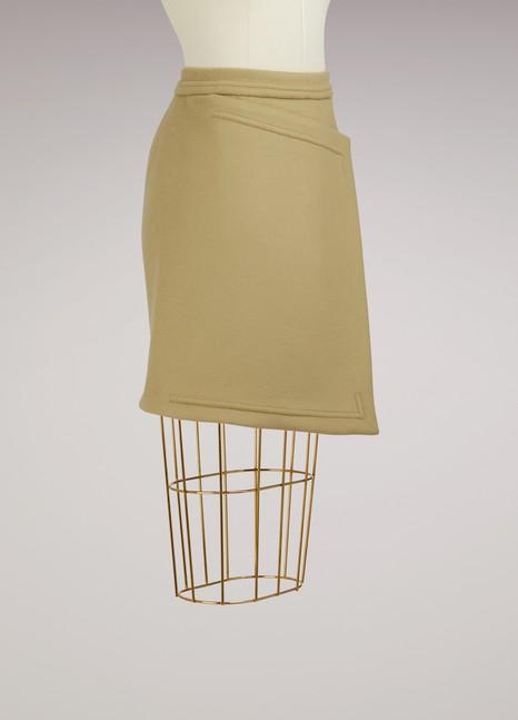 CarvenWool Skirt