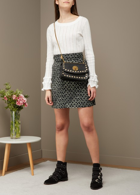 See by ChloéLeather shoulder bag with chain