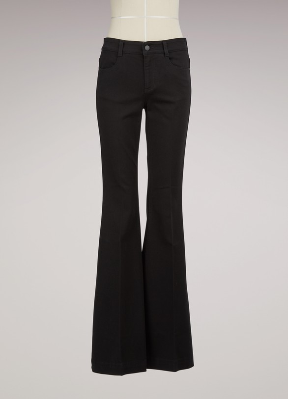 Stella McCartney Jean évasé The 70s