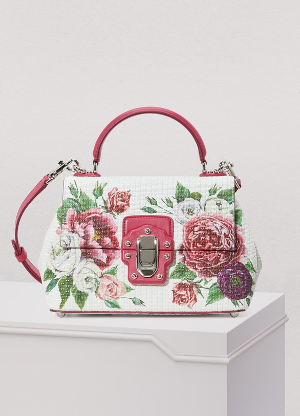 Dolce & Gabbana Lucia top handle bag
