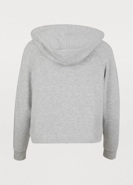 MAJESTIC FILATURESHooded sweatshirt