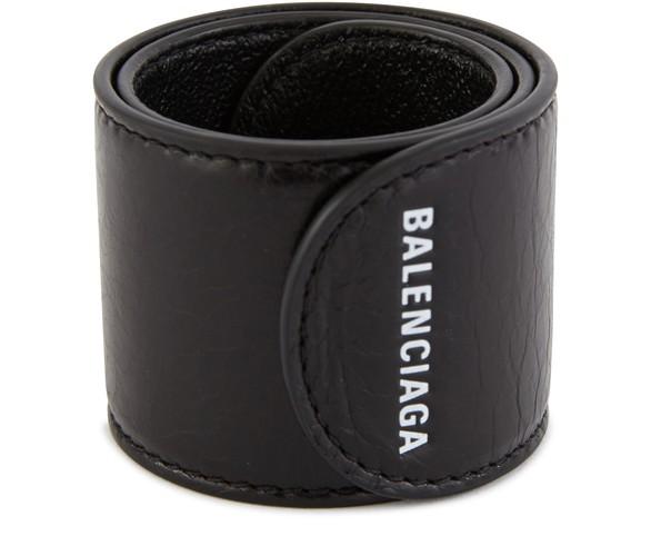 BALENCIAGACycle leather bracelet
