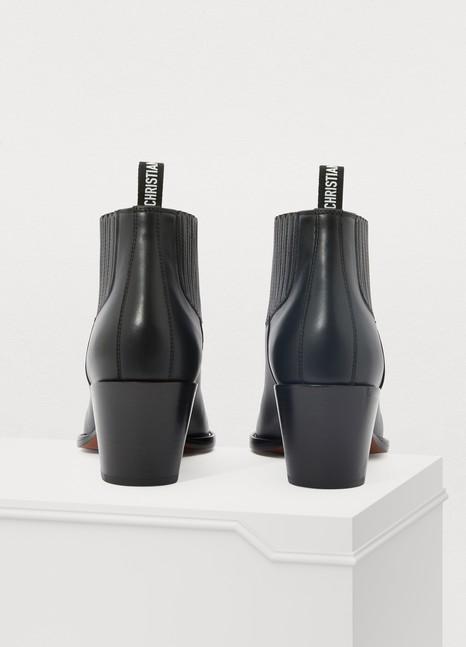 DIORDior L.A. ankle boots in calfskin